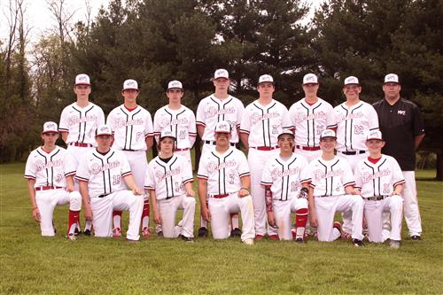 Mt. Zion JV Baseball Team