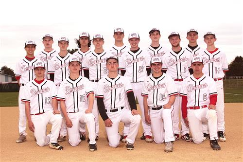 Mt. Zion Varsity Baseball Team